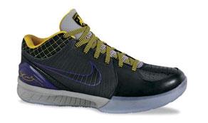 Nike-Zoom-Kobe-IV Basketballschuhe