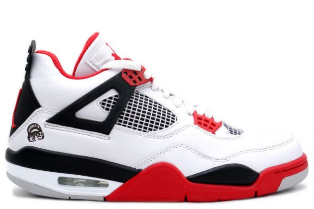 Basketballschuhe: Nike Air Jordan 4