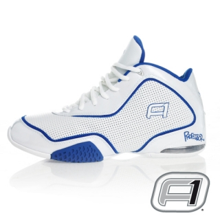 And1 Basketballschuhe / Professor Mid