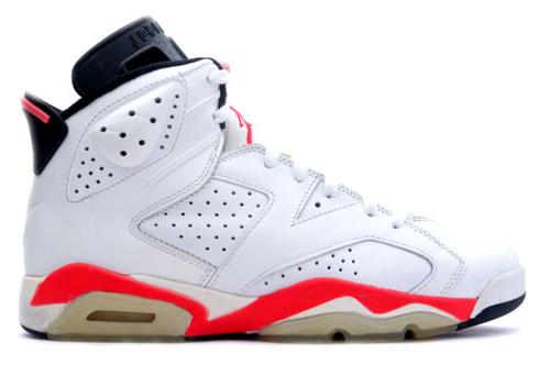 Basketballschuhe: Nike Air Jordan 6