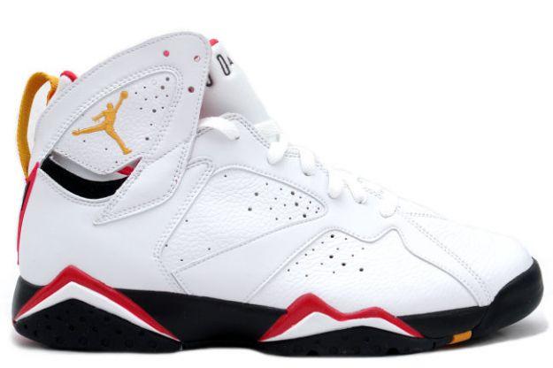Basketballschuhe: Nike Air Jordans 7