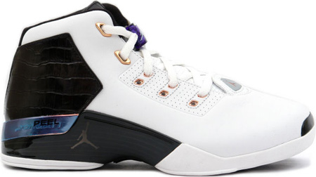 Basketballschuhe Nike Air Jordan 17