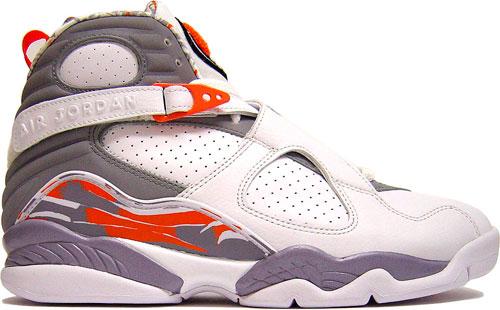 Basketballschuhe Nike Air Jordan 8