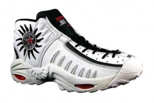 Dennis Rodman Basketball Schuhe